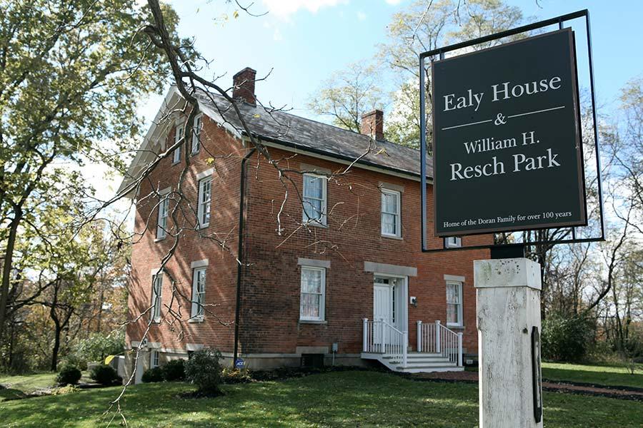 Ealy House